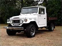 1979 Toyota Land Cruiser FJ45 Pick-Up