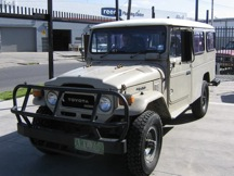 1980 Toyota Land Cruiser HJ45 Diesel Troop Carrier
