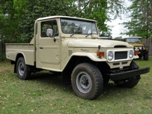 1983 Toyota Land Cruiser HJ47 Pick Up