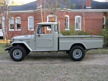 1979 Toyota Land Cruiser HJ45 Pick Up Diesel!!!