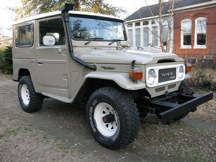 1979 Toyota Land Cruiser BJ42 Diesel Right Hand Drive