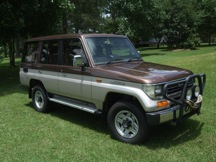 1990 Toyota Land Cruiser LJ78