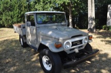 1978 Toyota Land Cruiser HJ45
