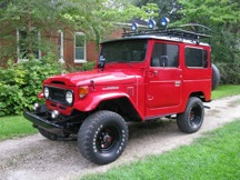 1981 Toyota Land Cruiser BJ40