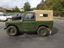 1967 Land Rover 2A 88 Soft Top